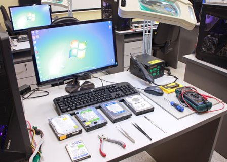 Secnic Certified Data Recovery Professional (SCDRP)