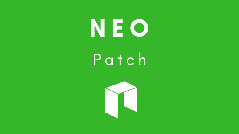 Alert: DoS vulnerability is discovered to crash the entire NEO network