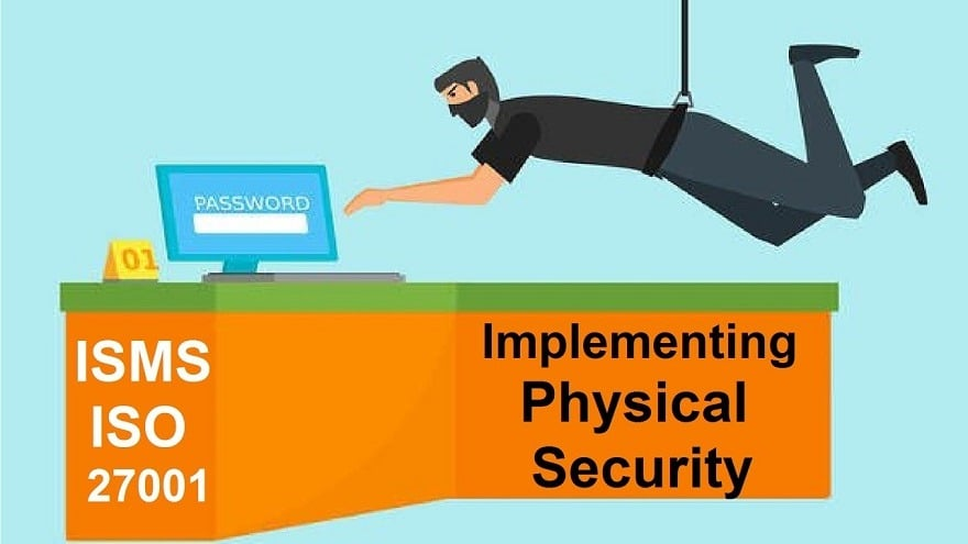 Implementing ISO 27001